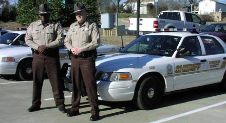 Cherokee County Sheriff S Department